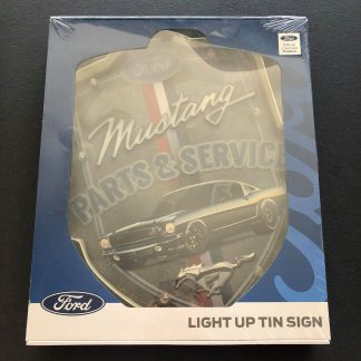 Light Up Tin Sign
